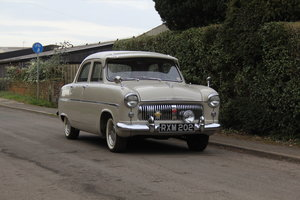 1955 Ford Consul MkI, Beautifully Restored Over 2 Years SOLD