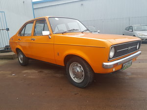 1977 Ford Escort Mk2 1.3 4 Door For Sale