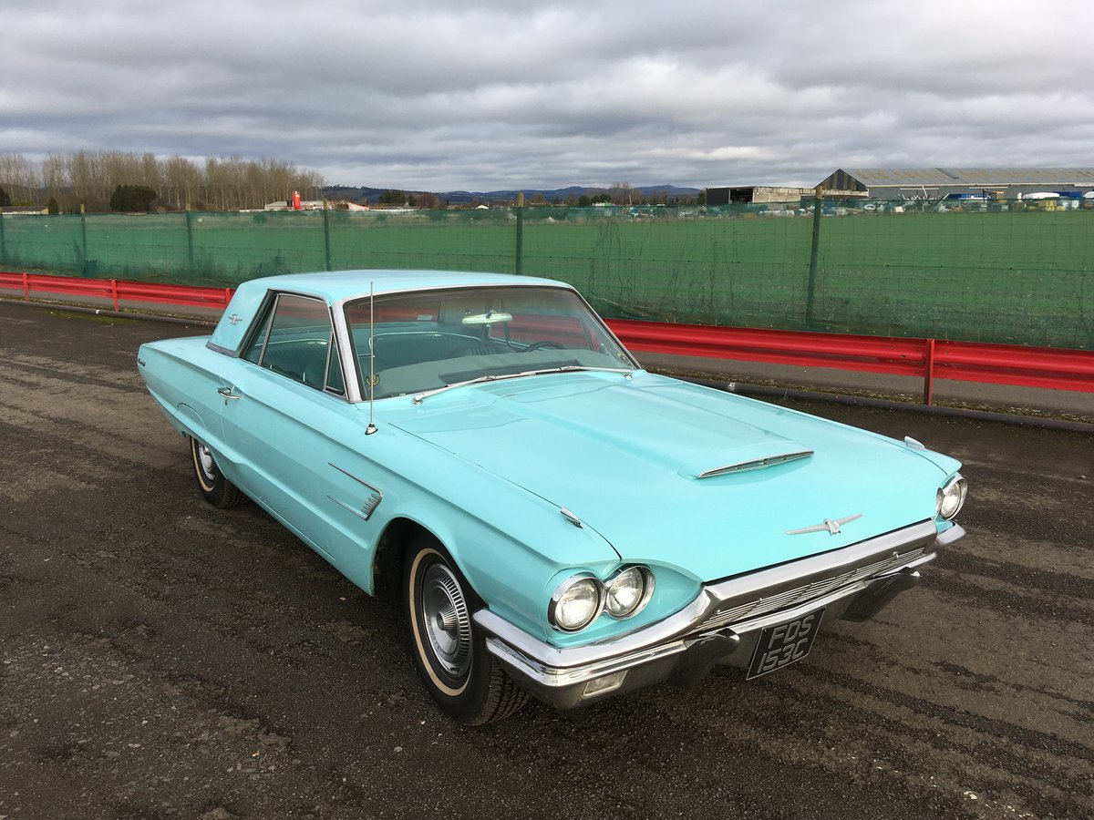 1965 Ford Thunderbird For Sale by Auction (picture 2 of 6)