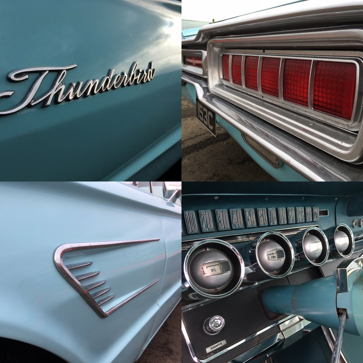1965 Ford Thunderbird For Sale by Auction (picture 4 of 6)