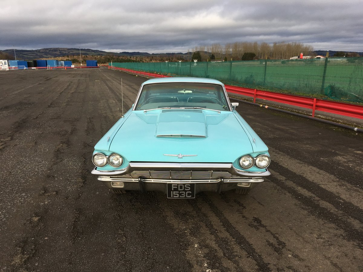 1965 Ford Thunderbird For Sale by Auction (picture 5 of 6)