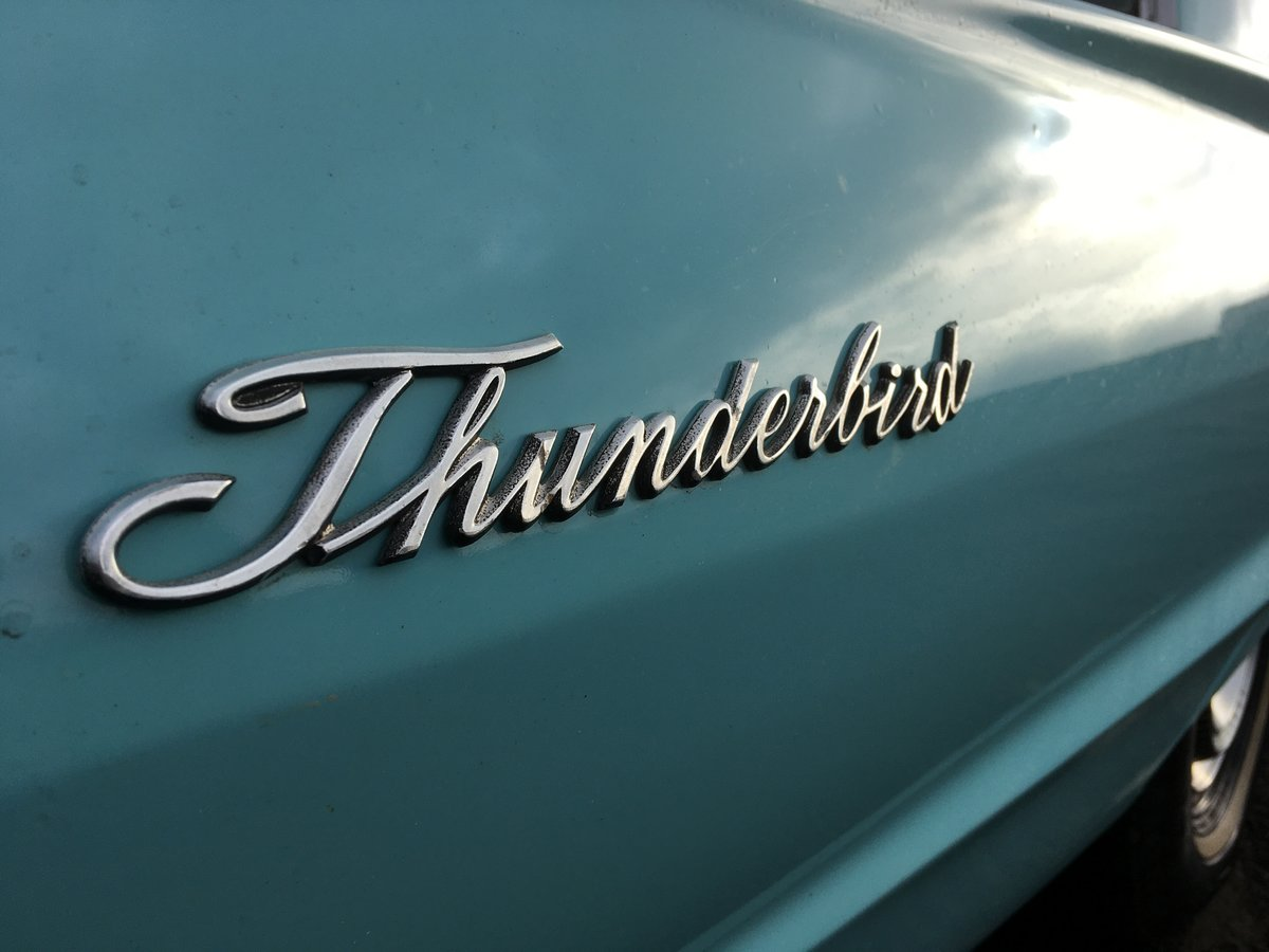 1965 Ford Thunderbird For Sale by Auction (picture 6 of 6)