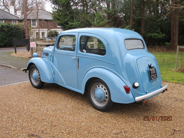 1955 Ford Popular 103E (Card Payments Accepted) SOLD (picture 2 of 6)