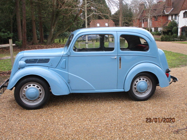 1955 Ford Popular 103E (Card Payments Accepted) SOLD (picture 3 of 6)