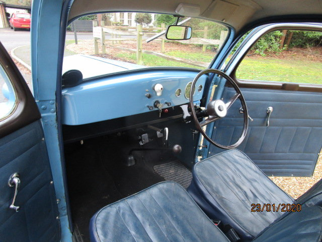 1955 Ford Popular 103E (Card Payments Accepted) SOLD (picture 4 of 6)