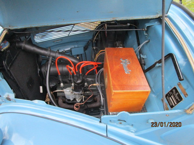 1955 Ford Popular 103E (Card Payments Accepted) SOLD (picture 6 of 6)