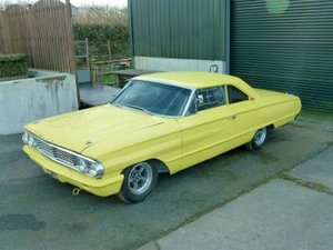 1964 Ford Galaxie 500 XL Racecar For Sale by Auction