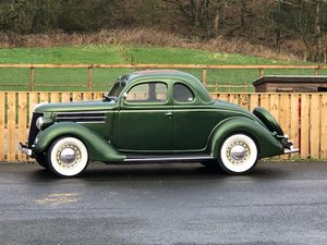 1936 Ford 5 Window RHD