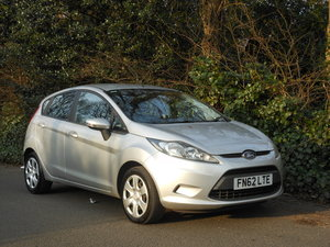 2012 Ford Fiesta 1.4 TDCI EDGE 5DR 1 Former + £20 TAX SOLD