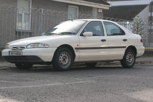 1995 Ford Mondeo Mk1 -NCT 11/20 -2.0 Twin Cam16v 136bhp