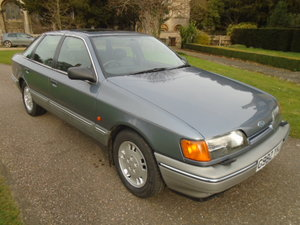 1989 Ford Granada Scorpio 2.9 For Sale
