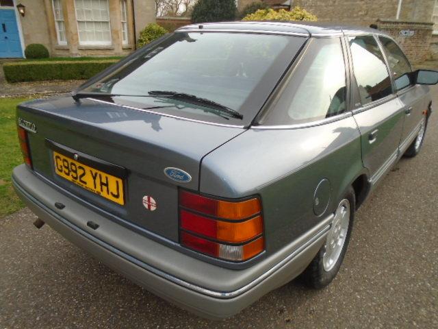 1989 Ford Granada Scorpio 2.9 For Sale (picture 4 of 6)