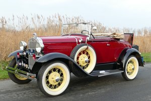 Ford Model A Deluxe Roadster 1930   For Sale