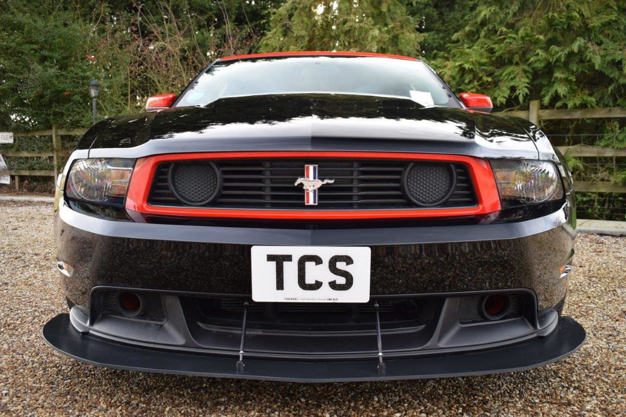 2012 Ford Mustang Boss 302 Coupe GT 444bhp 6-Speed Manual For Sale (picture 4 of 6)