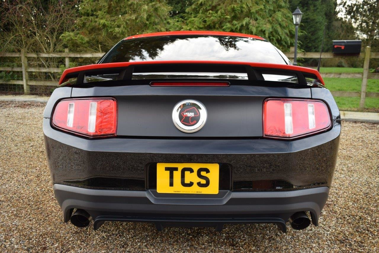 2012 Ford Mustang Boss 302 Coupe GT 444bhp 6-Speed Manual For Sale (picture 5 of 6)