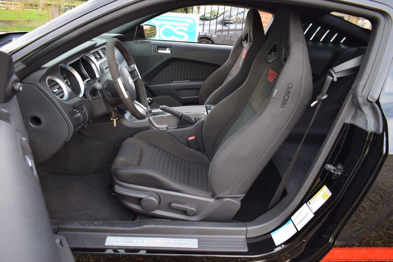2012 Ford Mustang Boss 302 Coupe GT 444bhp 6-Speed Manual For Sale (picture 6 of 6)