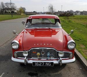 1959 Mk2 Ford Zephyr Lowline
