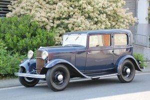 Ford Model B Tudor, 1932 SOLD