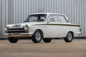1966 Ford Mk 1 Lotus Cortina