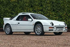 1986 Ford RS200 For Sale by Auction