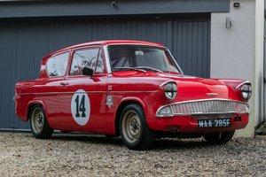 1968 Ford Anglia Super (123E) Race Car (FIA) For Sale by Auction