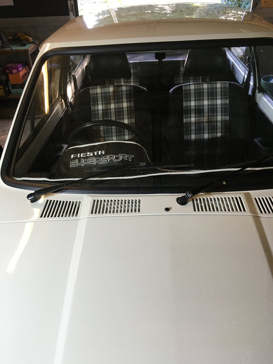 1981 Fiesta supersport For Sale (picture 1 of 6)