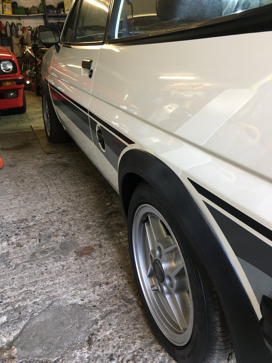 1981 Fiesta supersport For Sale (picture 5 of 6)
