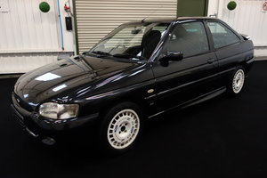 1995 Ford Escort RS2000 4x4 MK6 in very good condition For Sale