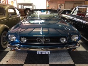 1964.5 Mustang GT Convertible Tribute Excellent Condition