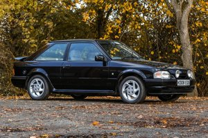 1990 Ford Escort RS Turbo For Sale by Auction