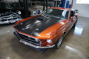 1969 Ford Mustang Mach 1 428 Cobra Jet SOLD