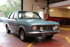 Ford Cortina MKII Auto 1971 - To be auctioned  For Sale by Auction