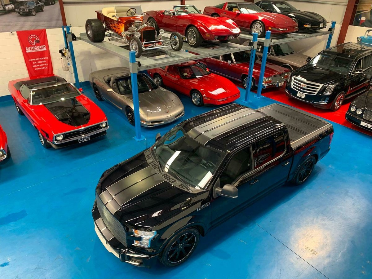 2017 FORD F150 SUPER CREW RAMPAGE EDITION  SOLD (picture 1 of 6)