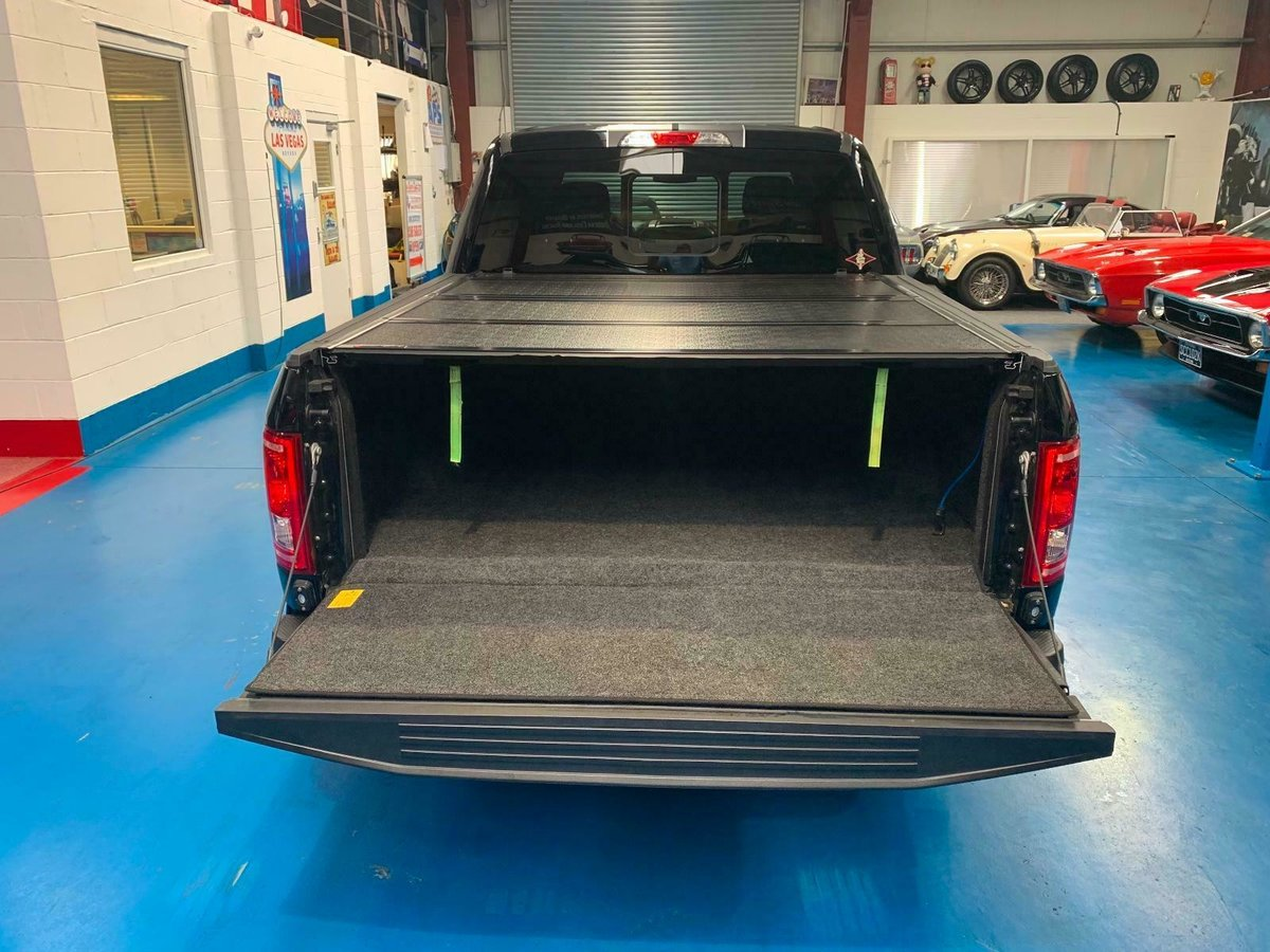 2017 FORD F150 SUPER CREW RAMPAGE EDITION  SOLD (picture 5 of 6)