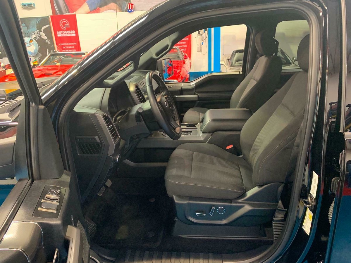 2017 FORD F150 SUPER CREW RAMPAGE EDITION  SOLD (picture 6 of 6)