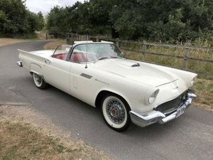 1957 Ford Thunderbird For Sale by Auction