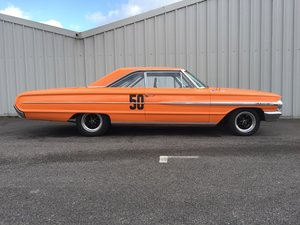 1964  Ford Galaxie 500 Race Car 22 Feb 2020