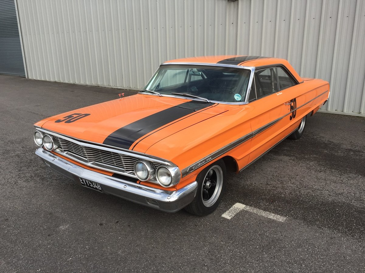 1964 Ford Galaxie 500 Race Car 22 Feb 2020 For Sale by Auction (picture 4 of 4)