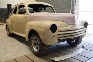 1947 Ford Coupe Utility Hot Rod Project SOLD