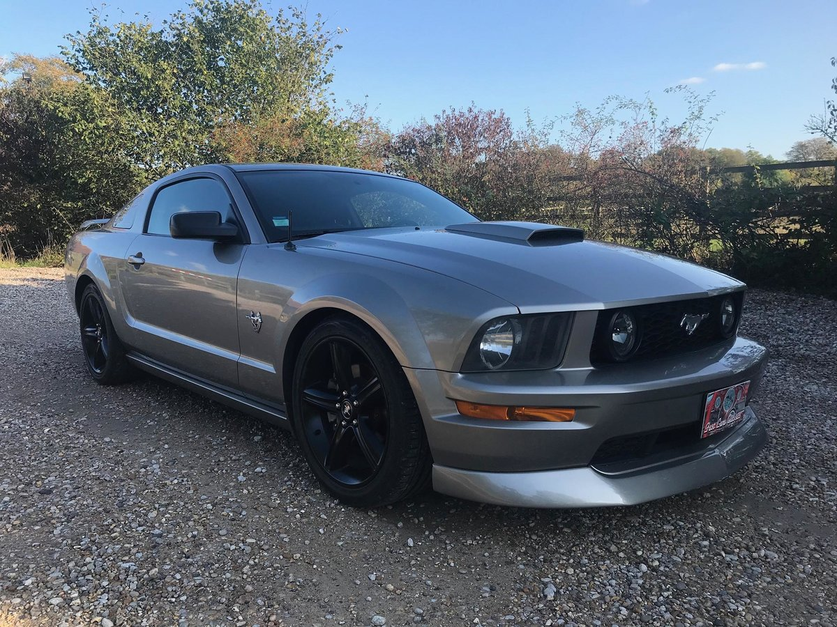 2009 MUSTANG 45TH ANNIVERSARY GT COUPE For Sale (picture 1 of 6)