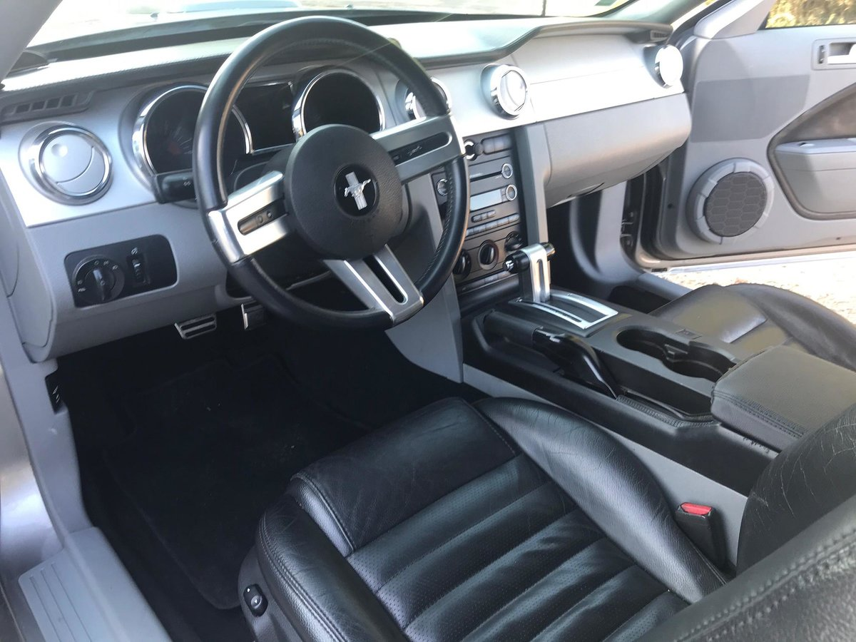 2009 MUSTANG 45TH ANNIVERSARY GT COUPE For Sale (picture 6 of 6)