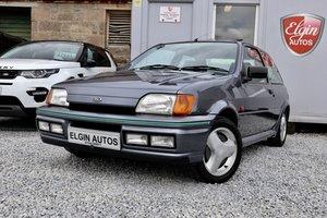 1991 Ford fiesta rs turbo 1.6 ( 133 bhp )
