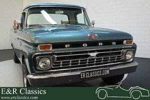 Ford F100 Custom Cab Pickup 1966 5.7L V8