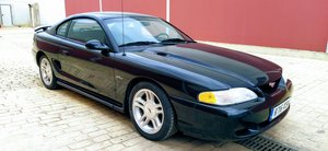 1998 Ford Mustang low mileage