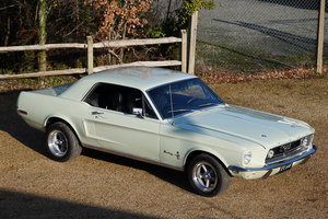 1968 68 Ford Mustang 410 Race prepped Coupe For Sale
