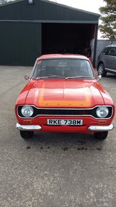 1974 FORD  ESCORT MK1  RS