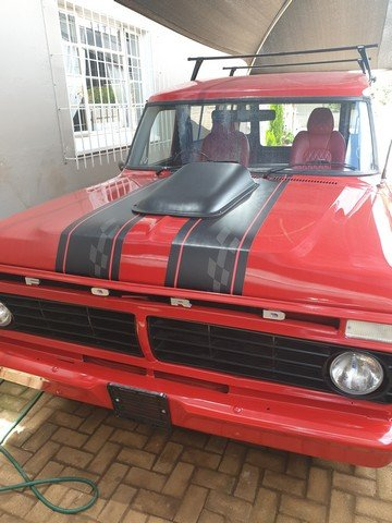 1976 Ford F100 S Wagon 351 For Sale (picture 1 of 6)