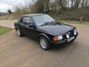 1989 Ford Escort XR3I Cariolet 1.6i For Sale