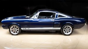 1965 Ford Mustang GT350 FastBack ProTouring 351 5 spd $54.9k