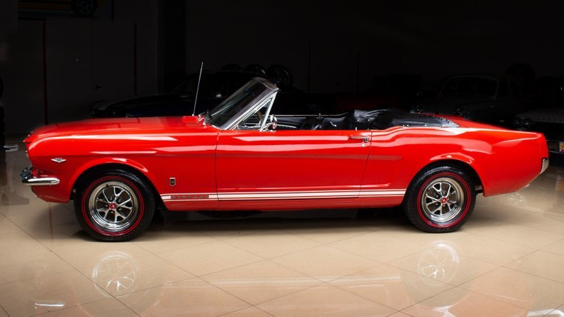 1965 Ford Mustang GT Convertible 289 4 Speed Restored $49.9k For Sale (picture 1 of 6)